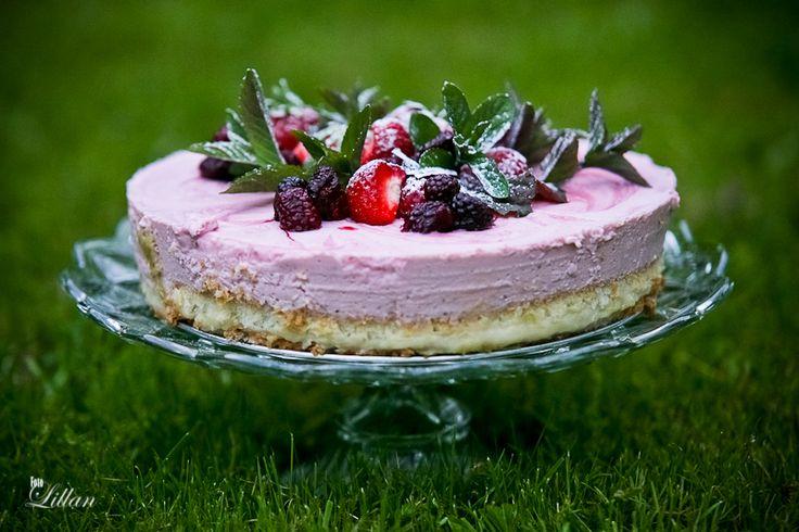 Sommartårta av #Monia Magnusson  #cake