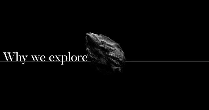 Why we explore? An unconvential blog about a space using RSS Feed, 3D and mobile VR. Discover the latest news from the NASA (National Aeronautic Space Association).