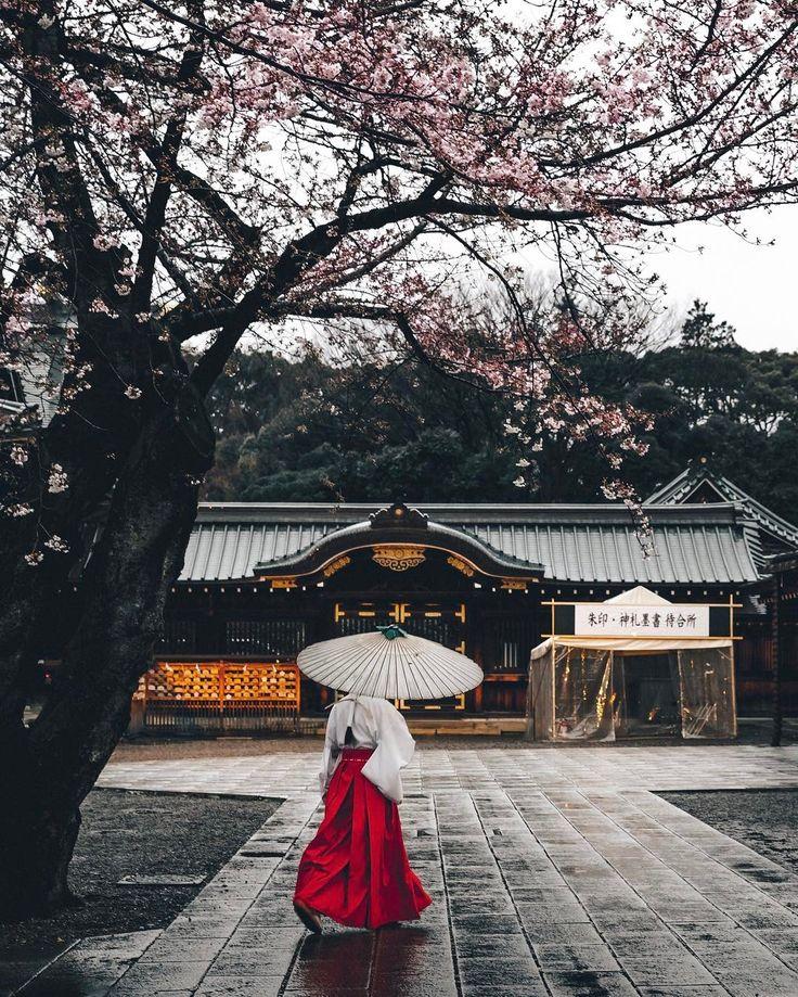 Tokyo (@446i no Instagram) Yasukuni Shrine . . . . . .