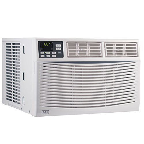 Portable Window Air Conditioner 6,000 BTU Cooling 200 Sq Ft Black & Decker NEW #BLACKDECKER