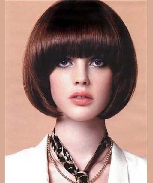 Mod hairstyles have been evolved to meet requirements of modern people and there are many mod hairstyles for men and women