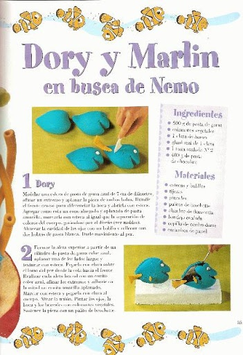 step by step Marlin and Dory searching for Nemo part n°1