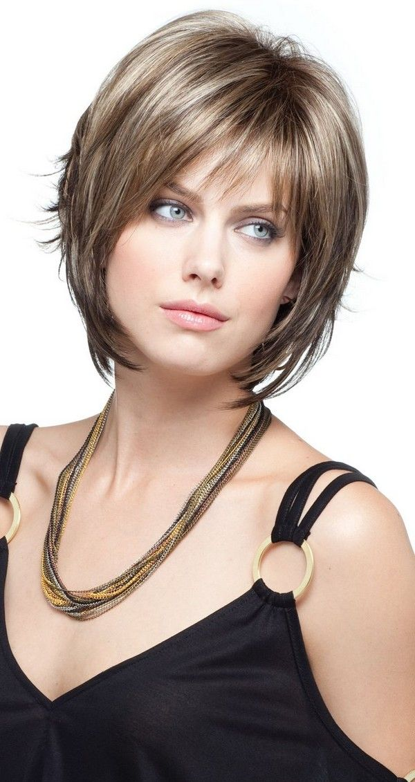 Bob Short Hairstyles For Thick Hair & Difference Hairstyle