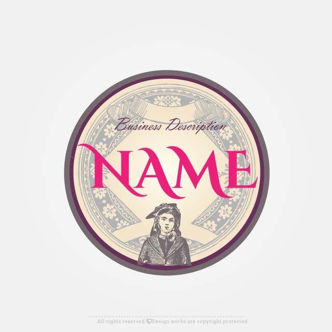 17 best ideas about Vintage Logo Maker on Pinterest   Tailor logo ...