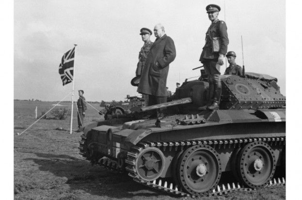 Churchill's army: the wartime leader's military track record examined