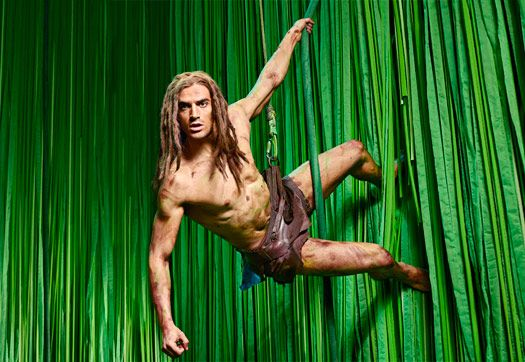 Disneys Musical TARZAN | Stuttgart | Stage Apollo Theater | Tickets, Karten und Gutscheine