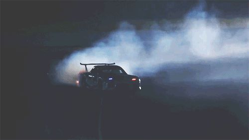 RX-8 Shooting Flames