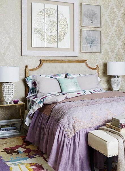 17 meilleures images propos de chambre coucher sur - Decoration d une chambre ...