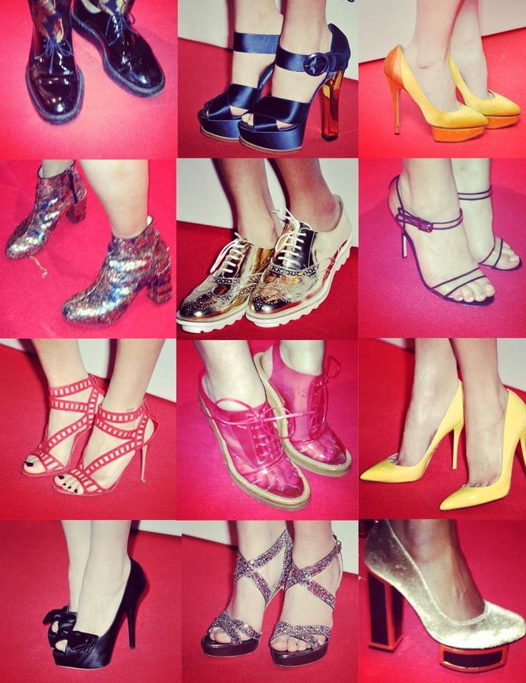 ELLE Style Awards 2013: Red Carpet Shoes | ELLE UK