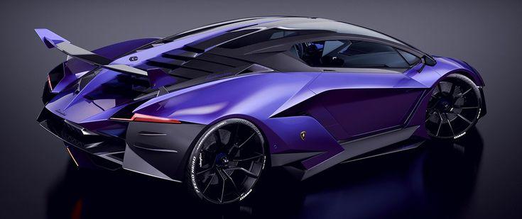 lamborghini concept car 2017 - photo #13