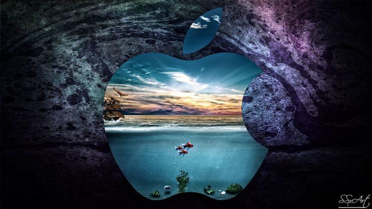 Macbook Air Desktop Wallpaper