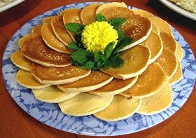 Thermomix Recipes: Pancakes with Thermomix