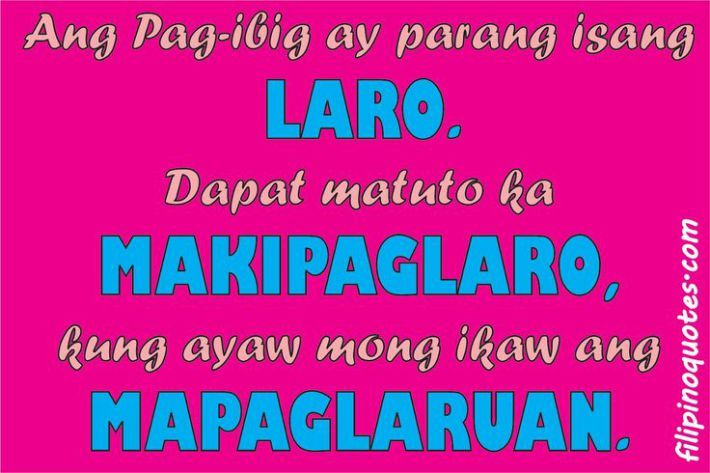 25 best crush quotes tagalog on pinterest