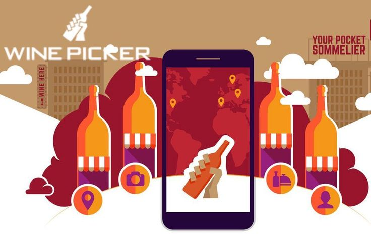 The @winepicker app is almost ready for iOS and Android. Subscribe with your email. #apps #winepicker #pocketsommelier #foodpairing #smartchoice #tech #viatec viatec.do
