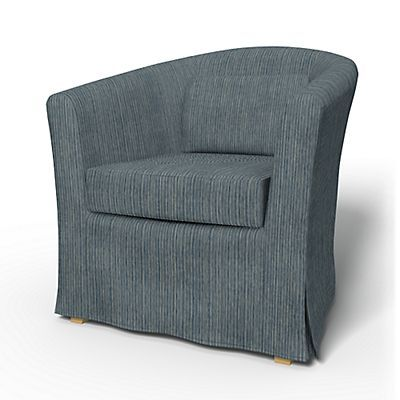 Delightful Tullsta Armchair Cover   Armchair Covers | Bemz