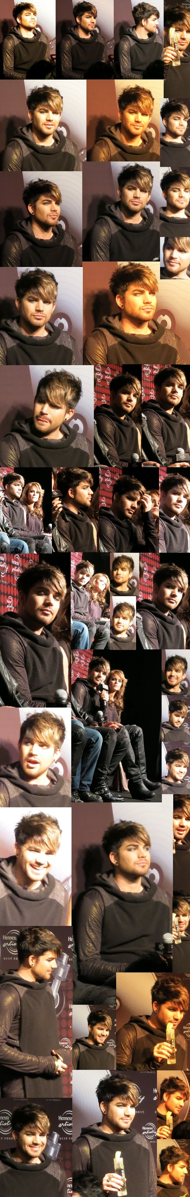 Am I the only one who thinks he looks a bit like a gay Ian Hecox from Smosh in these photos?