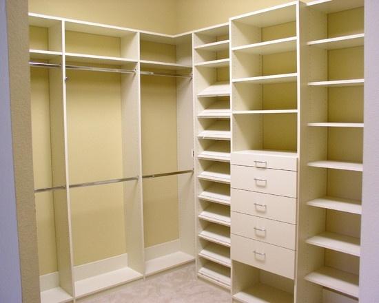 closet ideas for master bedroom - Master Bedroom Closet Design Ideas