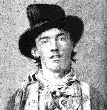William Bonney; alias, Henry Antrim; alias Billy McCarty, alias Billy the Kid. Outlaw, cattle rustler; participant in the Lincoln Country War. Shot and killed by Sheriff Pat Garrett July 14, 1881.