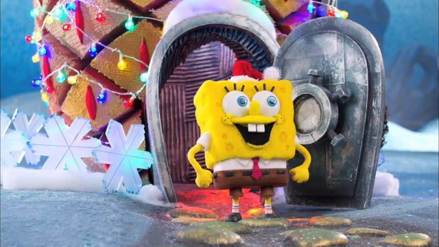"SpongeBob Wikia a Twitteren: """"Ah, Christmas Eve! When all of Bikini Bottom is filled with good will."" Happy Christmas Eve! #SpongeBob https://t.co/tRVkazcSMA"""