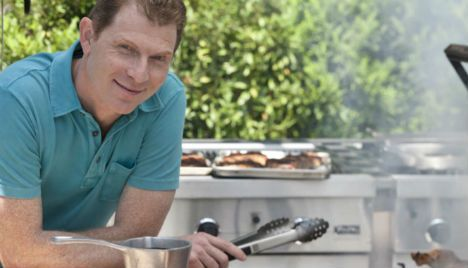 Kicking off summer with a Memorial Day cookout? These impressive dishes from Bobby Flay's brand new book, Barbecue Addiction, will keep it lean.