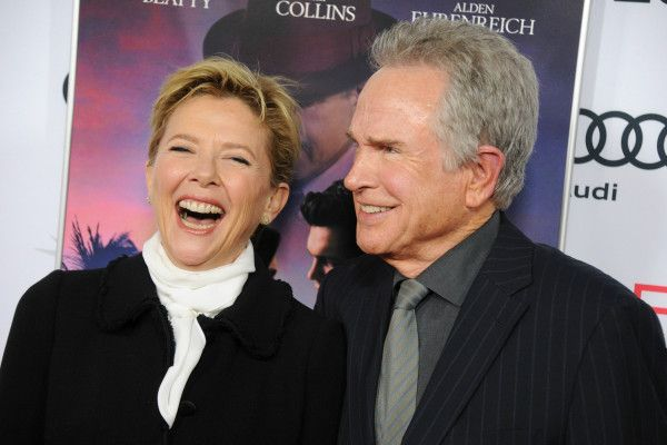 Warren Beatty and Annette Bening could both win Oscars this year