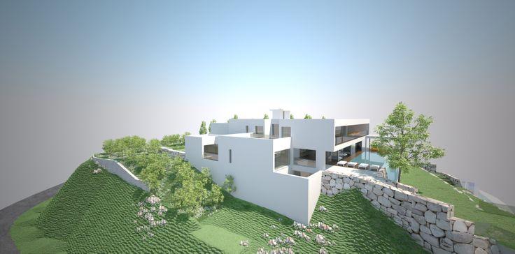 casa Rubik_La Zagaleta