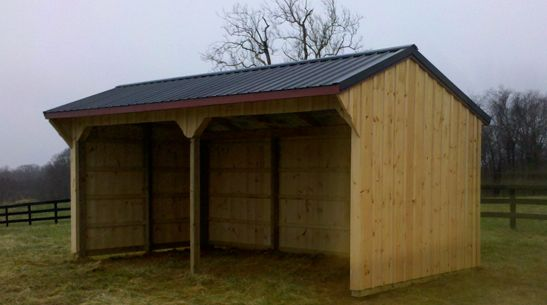 Virginia Pole Buildings, Superior Buildings, horse barns, agricultural buildings, garages, run-in sheds located in H'burg, VA
