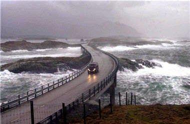 Scenic Roads - Atlantic Road, Norway