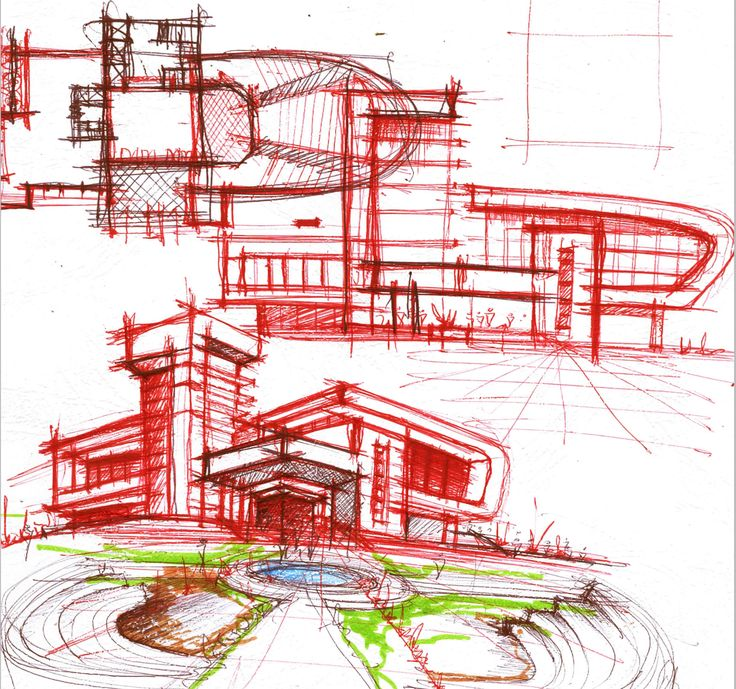 #ourdailysketch by Philip Aboah@ #TheArchitects'Project