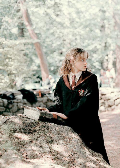 hermione granger || harry potter