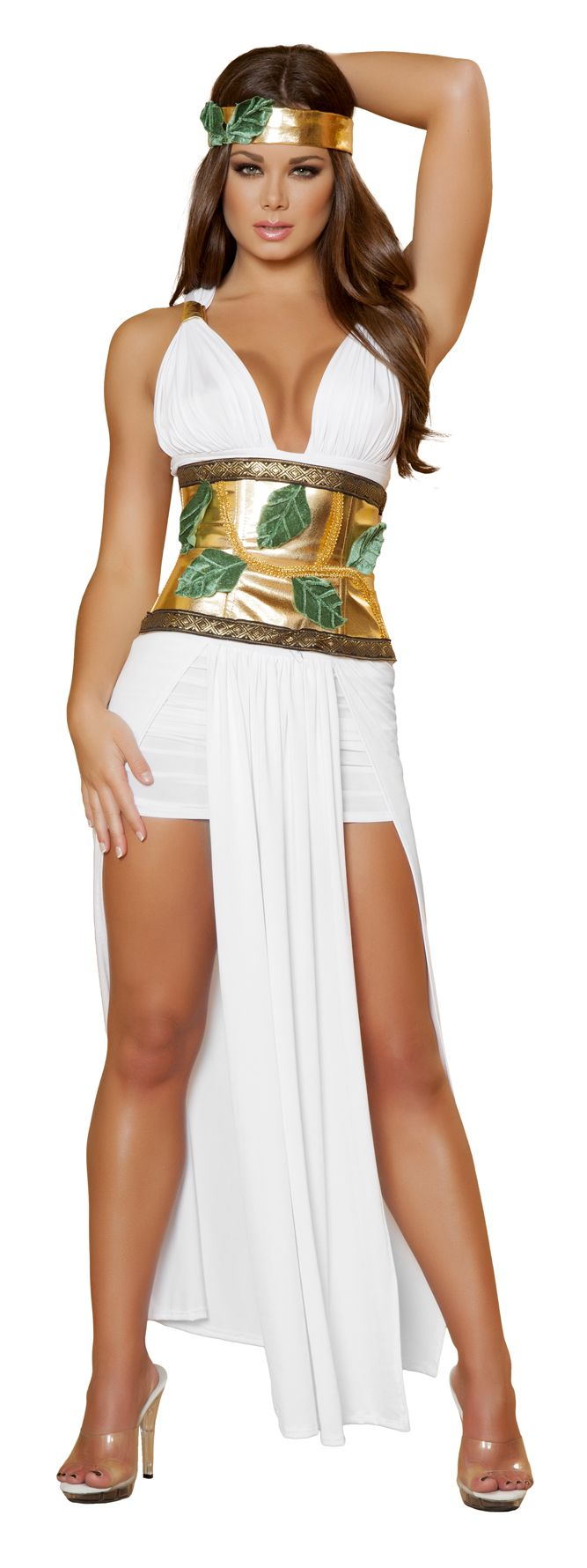 Divine Goddess, Goddess Costume, Sexy Ancient Greek Costume
