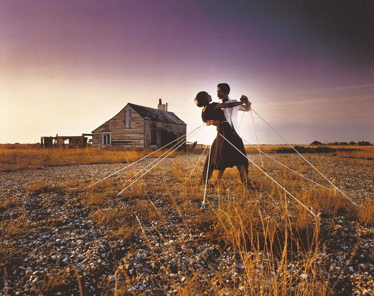 Storm Thorgerson / Pink Flyod: Dance songs