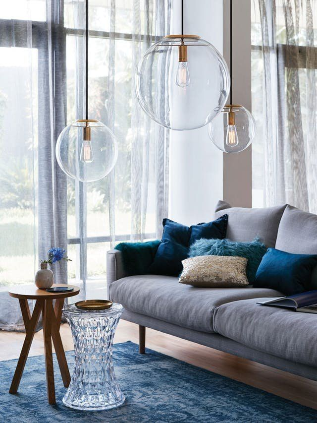 Rooms With Oversize Pendant Lighting ( & The place to Purchase Them) | Oversize penda…