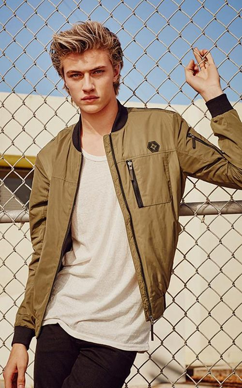 The 20 Most Influential Male Models On Earth Lucky Blue Smith