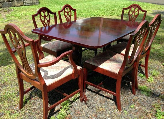 36 best Table and chairs images on Pinterest | Dining table ...