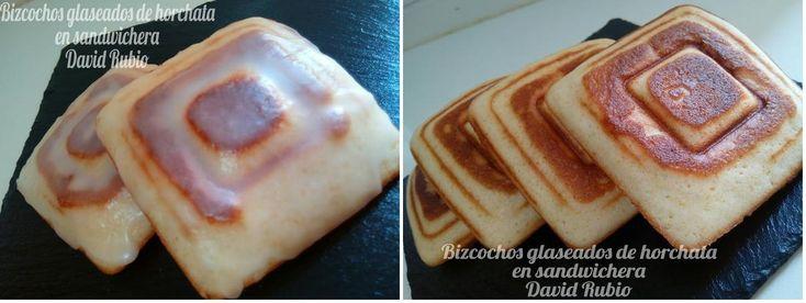 Puedes preparar bizcochos usando la sandwichera para ello. Como muestra, estos…