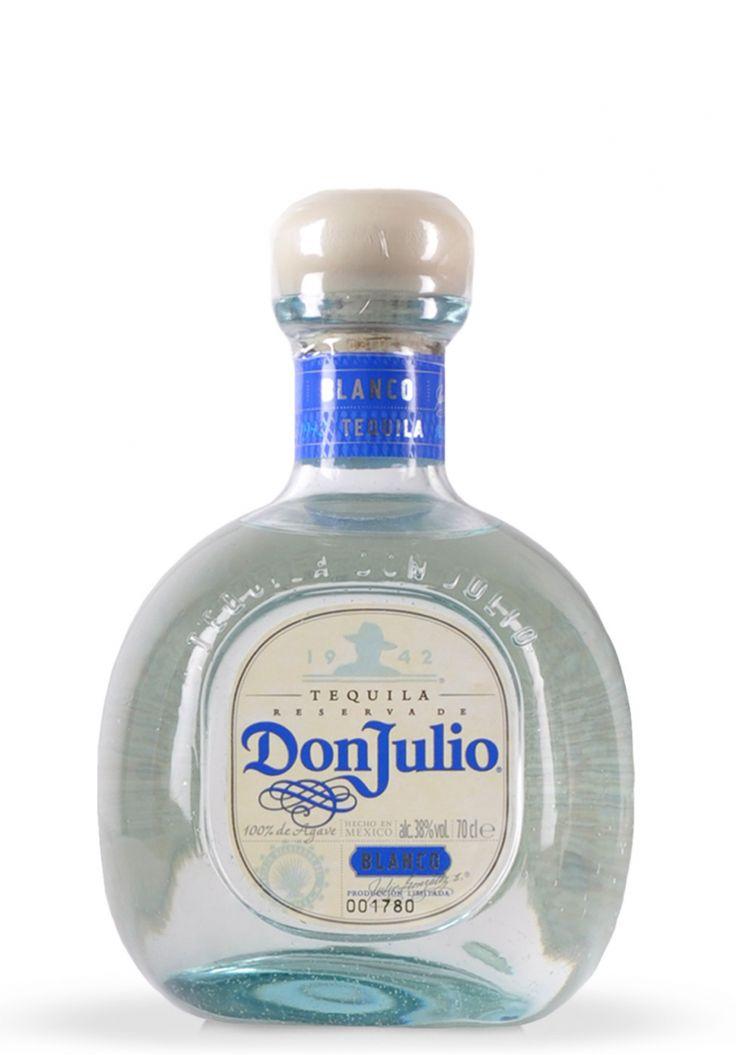 Tequila Don Julio Blanco (0.7L) - SmartDrinks.ro
