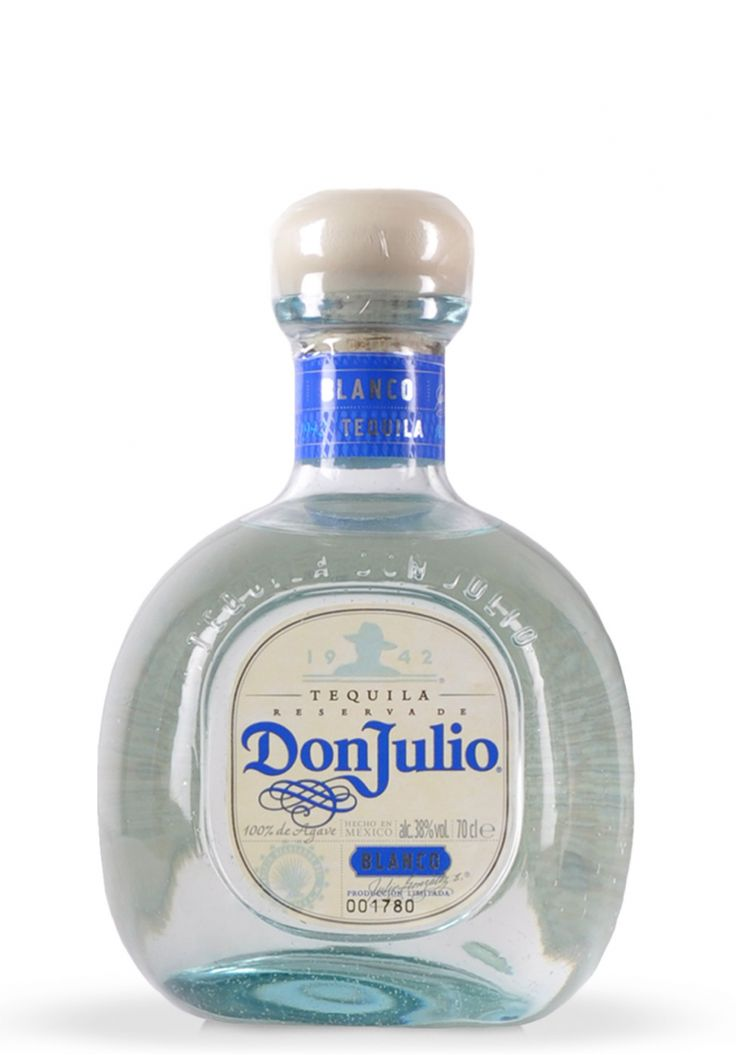 Tequila Don Julio Blanco (0.7L) - SmartDrinks.ro