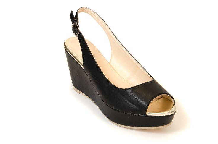 MILWAUKEE Black R355.00 from www.madisonheartofnewyork.com follow us on Twitter @Madison Shoes SA