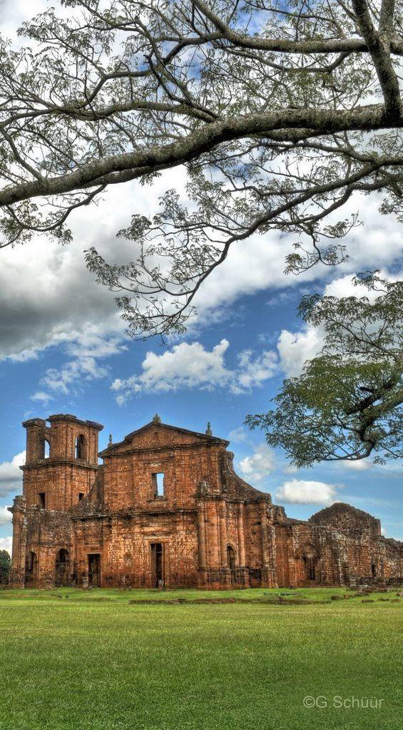 Ruínas de São Miguel / St. Michael of the Missions - Brazil