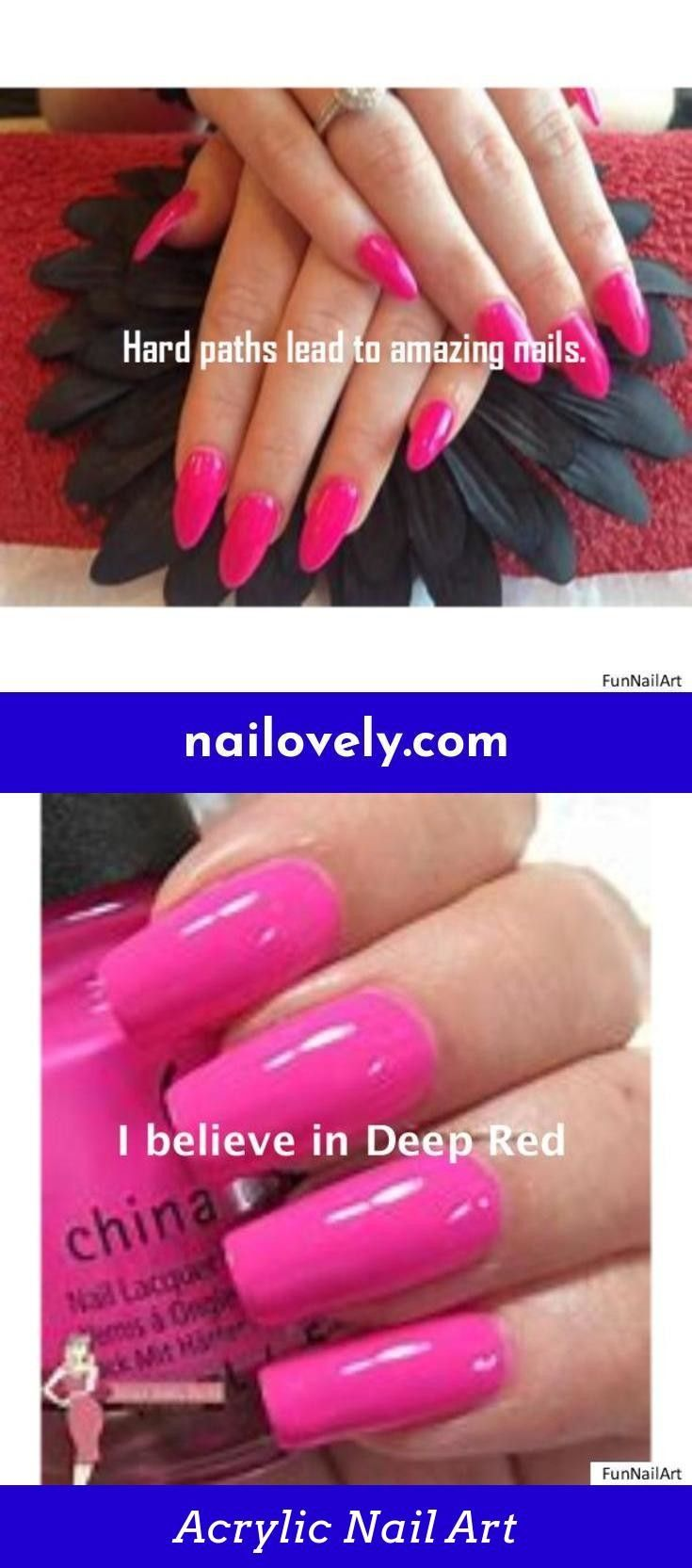 Pink and white nails easy nails design in pinterest