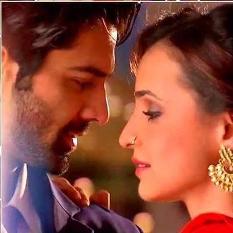 Barun Sobti and Sanaya Irani - Barun Sobti and Sanaya Irani