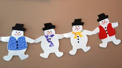 craft ideas for winter 25 best ideas about paper chains on door 3912