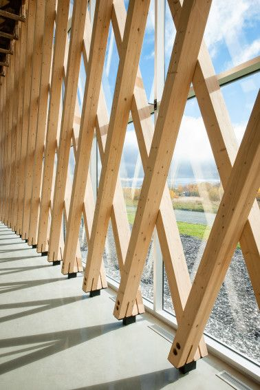 Industrial Residues Technological Center (CTRI) | Architect Magazine | Groupe Conseil Trame, BGLA, Rouyn-Noranda, Canada, Laboratory, Institutional, Industrial, New Construction