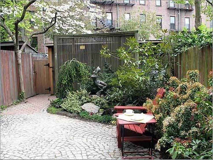 Small Courtyards Courtyard Garden Design For Modern Home 640 x 480
