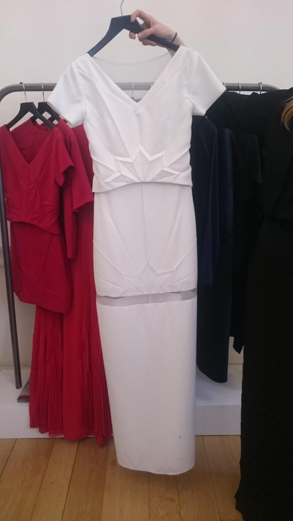 Dress from Georgia Hardinge's fragment collection for #AW15 (@ABlushofRose)   Twitter