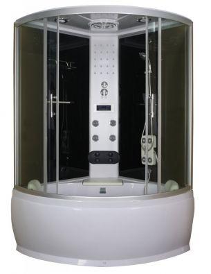 Cuba hidromasszázs zuhanykabin, TR25