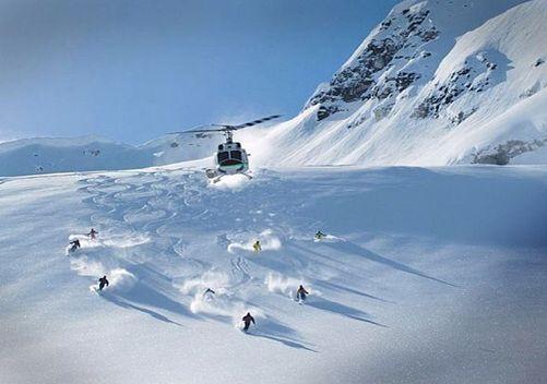 Héliski en Alaska avec FERT Pure Snow