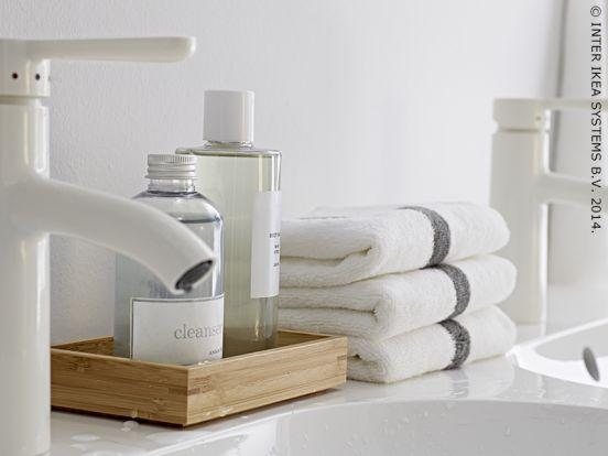une salle de bain frache et lumineuse se mariera merveille avec des matriaux naturels tels - Salle De Bain Accessoire Ikea