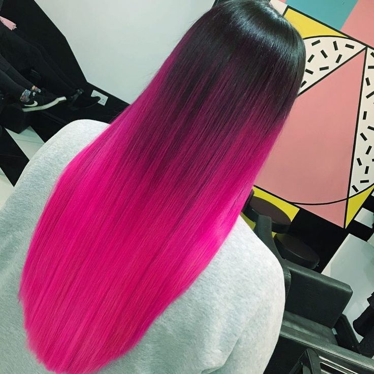 What Colors Go With Hot Pink 62 best pink hair images on pinterest | colorful hair, hair laid